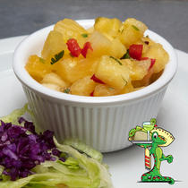 Side of Pineapple Salsa