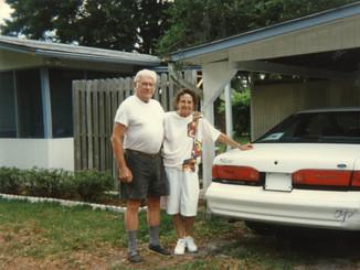 Martha & Lloyd Ahlschwede's 1994 Ford Thunderbird