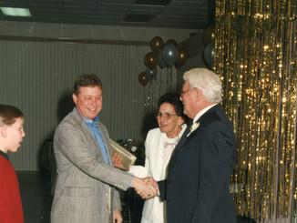 Lloyd Ahlschwede 50th wedding anniversary