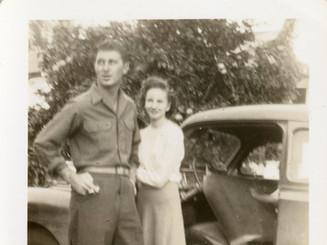 Lloyd Ahlschwede and Martha Ahlschwede