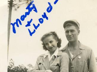 Martha and Lloyd Ahlschwede