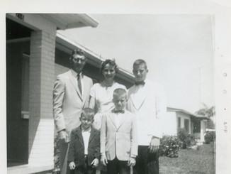 Lloyd Ahlschwede Family
