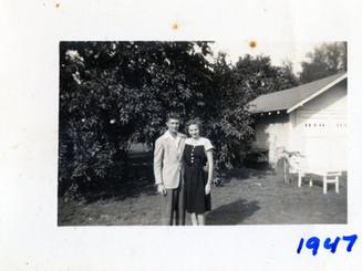 Martha & Lloyd Ahlschwede