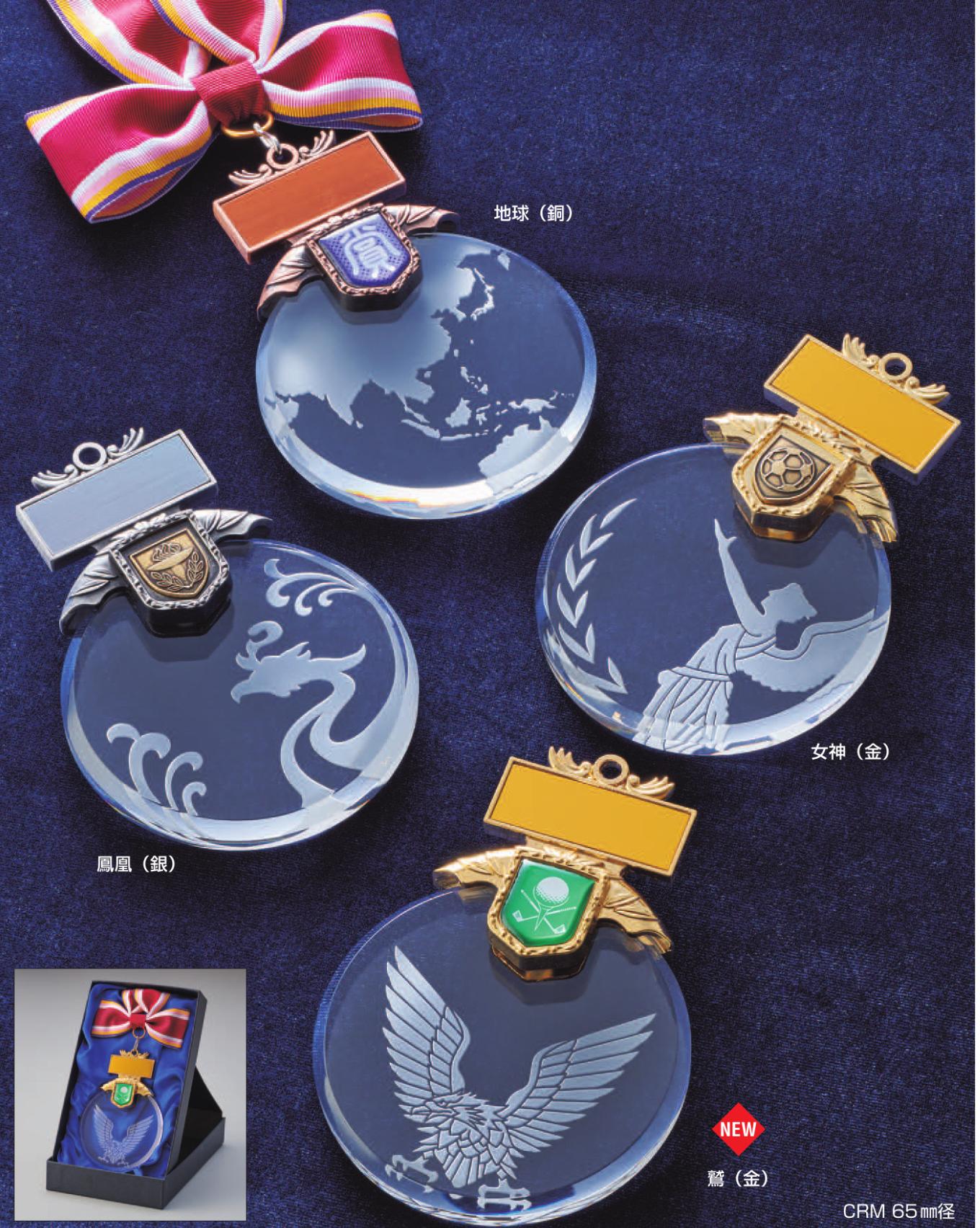 CRL/CRMメダル