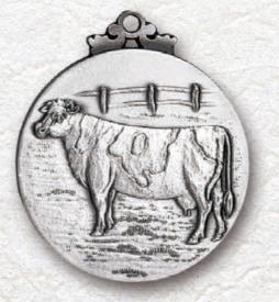 メダルMS-93 乳牛