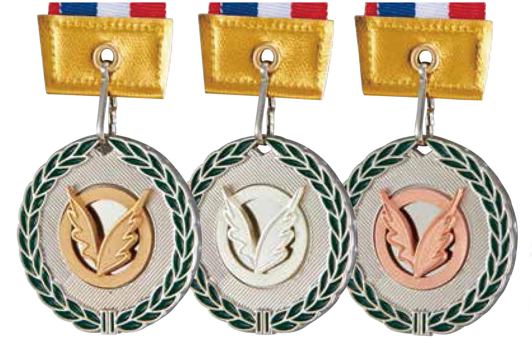 LFL-50メダル