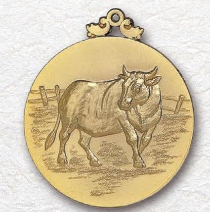 メダルMM-97 肉牛