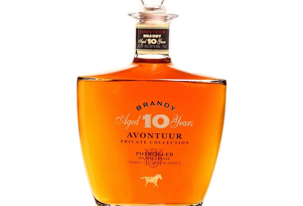 Avontuur Private Collection 10-Year Old Pot-Stilled Brandy