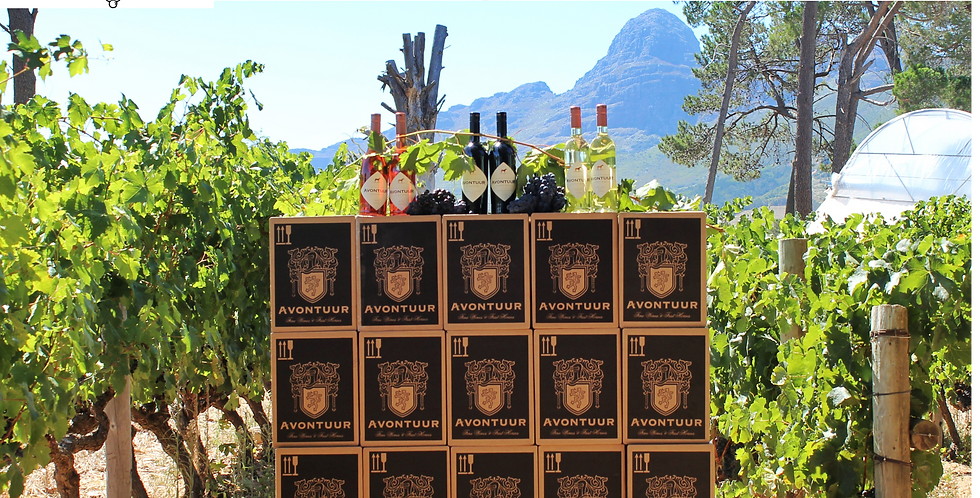 Pallet of Mixed Wines