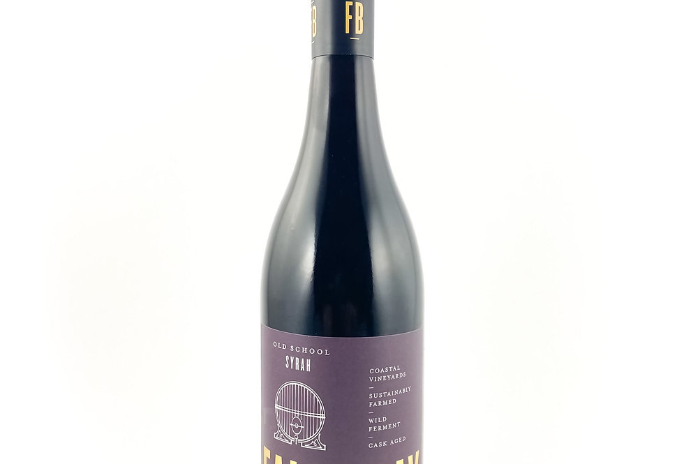 Waterkloof False Bay Old School Syrah 2019