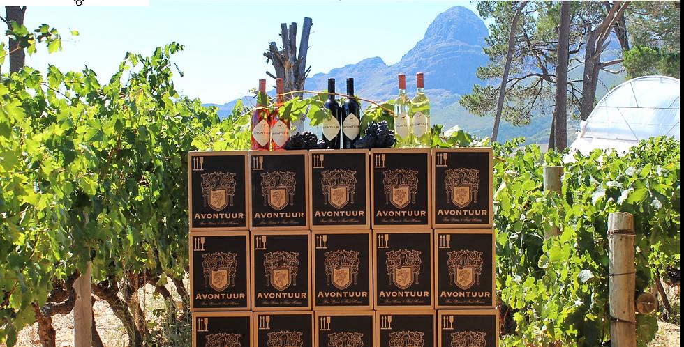 Pallet of Avontuur Sauvignon Blanc 2020
