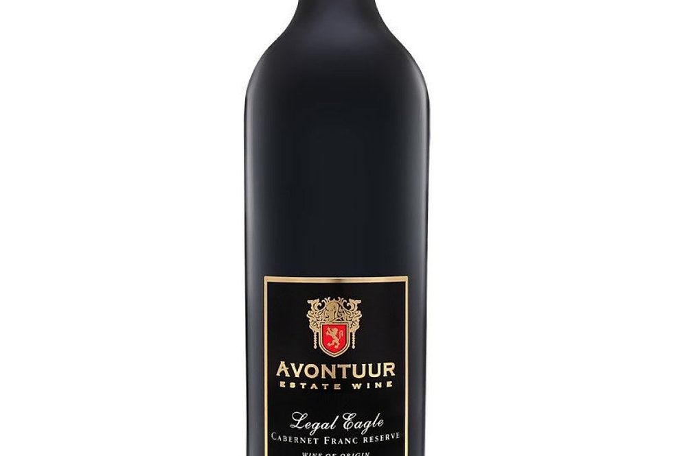 Avontuur Legal Eagle - Cabernet Franc Reserve 2015