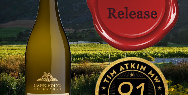 Cape Point Vineyards Sauvignon Blanc 2020