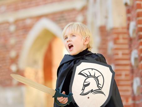 Are wooden swords dangerous?