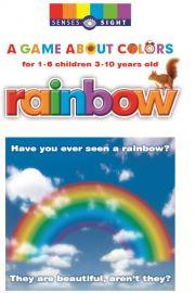 Rainbow board game 2 yrs+