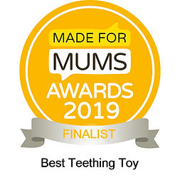 Made for Mums Finalist award