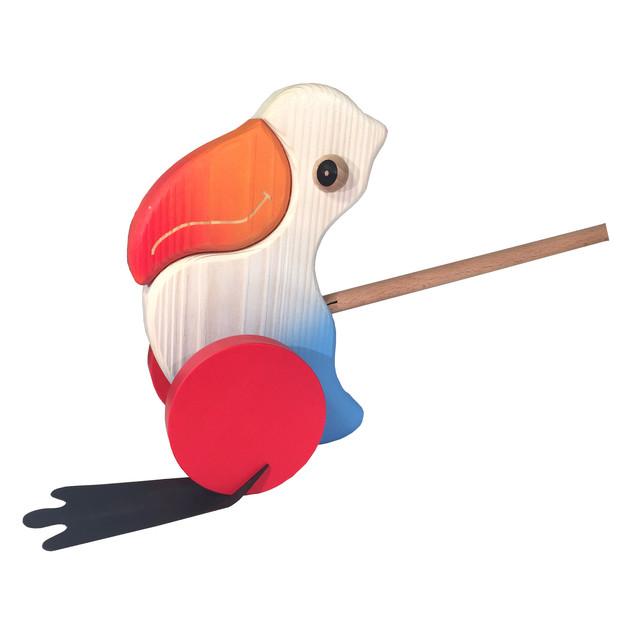Pelican Push Along