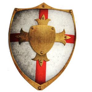 English Medieval Shield