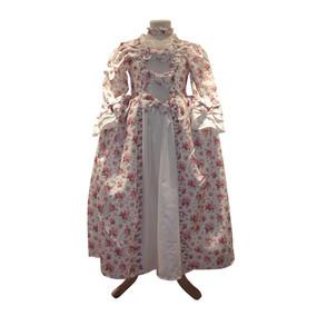 Pampadour dress