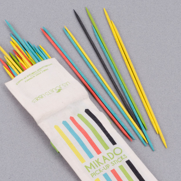 Mikado - pick up sticks game