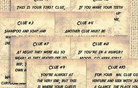Treasure hunt clues.jpg
