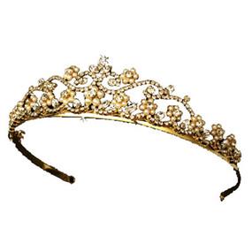 Josephine tiara silver or gold
