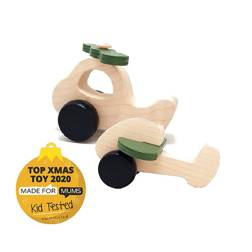 Toys for 2 year olds,helicopter toy, toy helicopters,flying toy,wooden toy helicopter,Toys on wheels, toddler toys,toy wooden