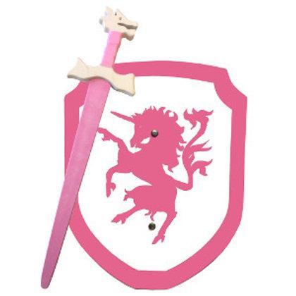 toy sword,toy sword and shield,toy swords and shields, sword and shield toy,toy shields and swords,weapon toys,Unicorn shield