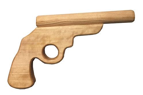 toy guns, wooden gun toy, toy guns for kids, wooden wonder, myriad toys
