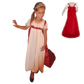 Josephine dress with a train