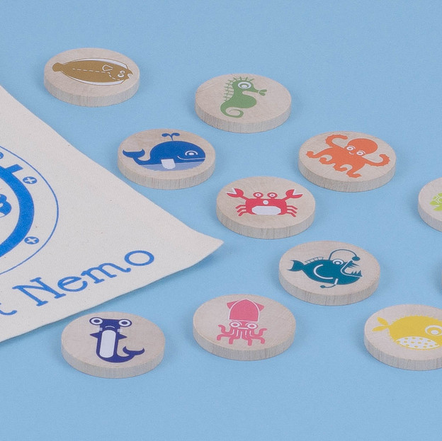 Petit nemo - travel board game