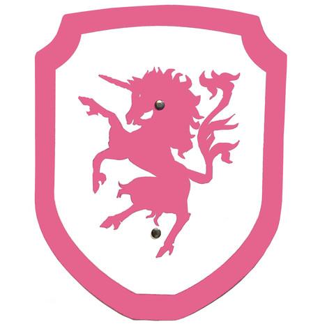 Pink Unicorn shield