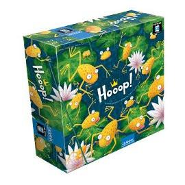 Hooop board game