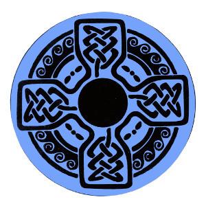 Celtic shield
