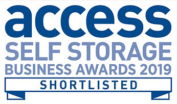 Logo for Access business award 2019