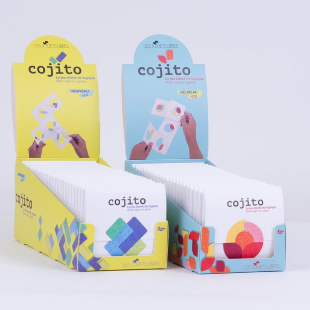 Cojito - paper folding game