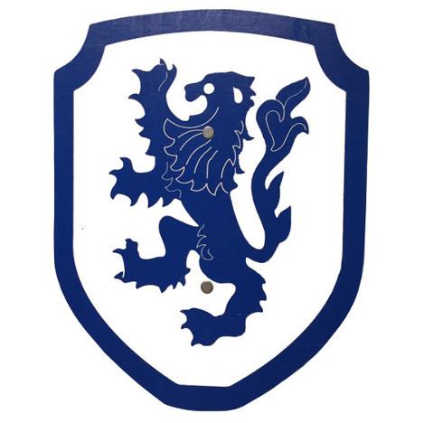 Blue Lion shield