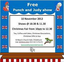 Chislehurst Christmas Fair