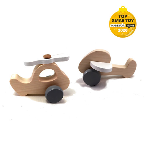 wooden toys,wooden helicopter,toy helicopter, toys on wheels, toys for boys, toys for 1 year old, toy for 1 year old