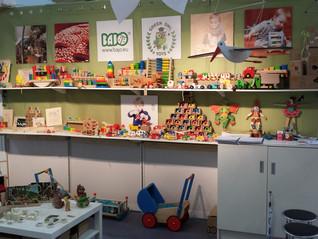 Green Owl Toys Launch Wooden Gruffalo Toys