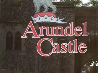 Signed up with Arundel Castle Gift shop