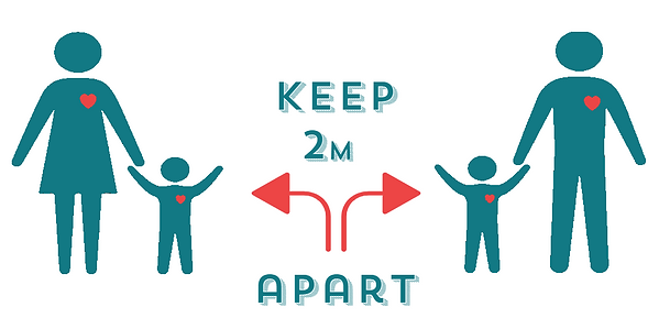 Covid 2m apart sign.png