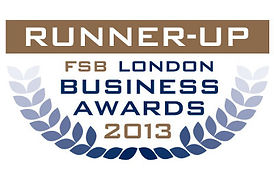 Logo for FSS London Business Awards 2013