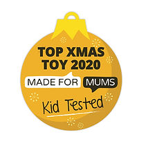 Our wooden toy sword and shield set made it on the Made for Mums xmas toy 2020 list