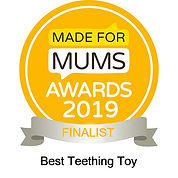 Award for our wooden educational toys for babies