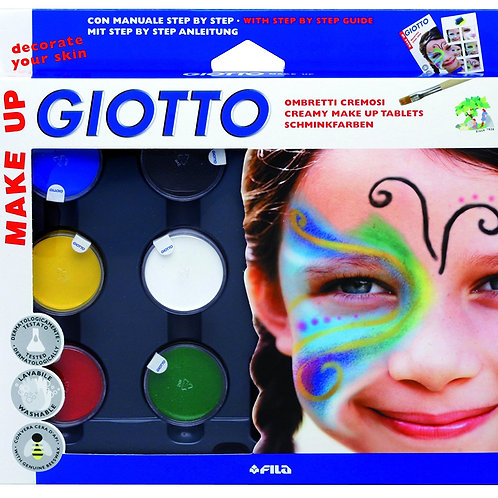 Giotto Face Paint