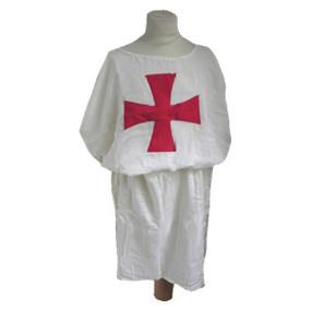 Templar Knights' tunic