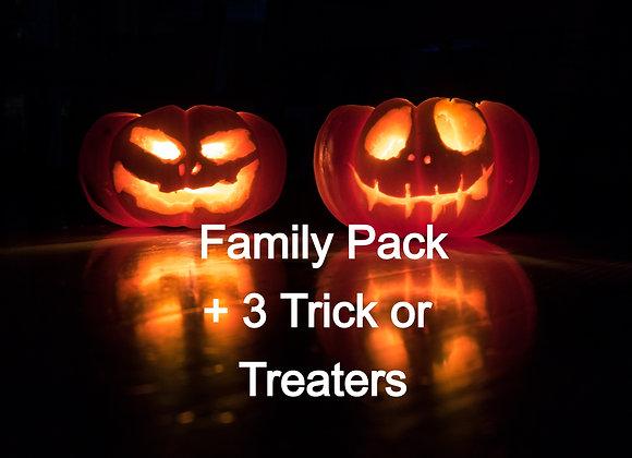 Halloween @ Home Pack
