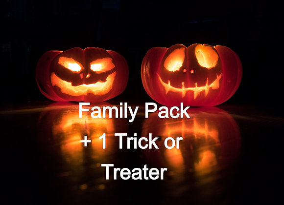 Halloween at Home Pack