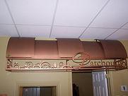 Large Custom Steel Sign 3